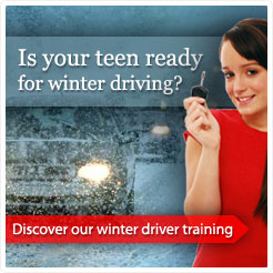 MasterDrive Winter Driving Skills Training